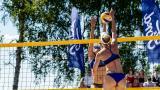 Beach Volleyn SM: Tampere, nuorten finaalit