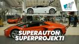 Superauton superprojekti