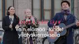 Juuso ja Tinni Show: Tilaa Vain elämää -tähdet akkarikeikalle WhatsAppin kautta!