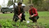 Olga Temonen haastaa Hansin villivihanneksilla ja pula-ajan raaka-aineilla