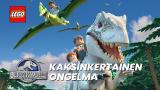 LEGO Jurassic World: Kaksinkertainen ongelma