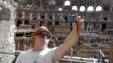 """Maskun pojat törmäävät sattumalta Colosseumiin: """"Yhtäkkiä edessä oli sellainen karmeen kokoinen rakennus!"""""""