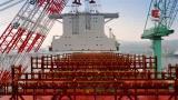 1 - Maailman suurin rahtilaiva