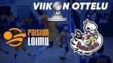 Raision Loimu - Vantaa Ducks, Viikon ottelu
