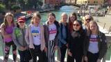 Tältä näytti Gesterbyn koulun vierailu Italian Valdagnoon