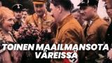 Toinen maailmansota väreissä