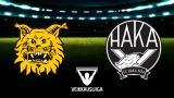 Ilves - FC Haka