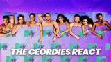 The Geordies React