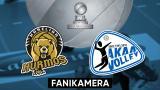 Karelian Hurmos - Akaa-Volley, Fanikamera