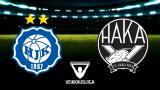 HJK - FC Haka