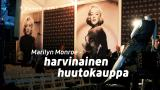 Marilyn Monroe - harvinainen huutokauppa