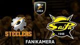 Steelers - SaiPa, naiset Fanikamera