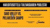 Tukiottelu: Savo Volley - Pielaveden Sampo, Fanikamera