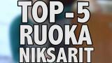 TOP-5 - Ruokaniksarit