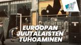 Euroopan juutalaisten tuhoaminen