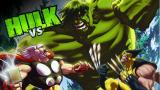 Marvel: Hulk Vs. (12)