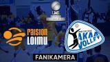 Raision Loimu - Akaa-Volley, Fanikamera