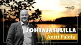 STTK:n puheenjohtaja Antti Palola – mies, joka tahtoisi olla johtajana kuin delfiini