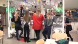 Vuoden käsityönopettaja innostaa oppilaitaan ideoimaan ja kokeilemaan
