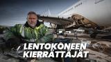 Lentokoneen kierrättäjät