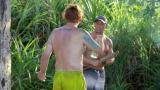 """Markus väsyy heimolaistensa laiskotteluun – seuraa sanaharkka Tommin kanssa: """"Sori, että ylipäätään sanoin!"""""""
