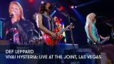 1 - Def Leppard - Viva! Hysteria: Live at the Joint, Las Vegas