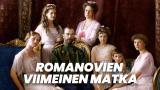 Romanovien viimeinen matka