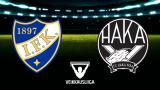 HIFK - FC Haka