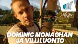Dominic Monaghan ja villi luonto