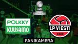 Pölkky Kuusamo - LP Viesti, Fanikamera