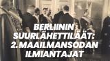 Berliinin suurlähettiläät: Toisen maailmansodan ilmiantajat