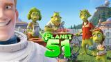 Elokuva: Planet 51 (Paramount+)