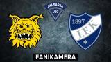 Ilves - HIFK, Fanikamera