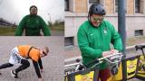 Kaupunkipyörä vastaan juoksija Helsingin ruuhkassa - kumpi on nopeampi?