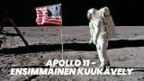 Apollo 11 - ensimmäinen kuukävely