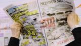 Erikoisliikemiehet Pirkka-Pekka Petelius ja Juha Perälä laittavat pienyrittäjien putiikit kuntoon