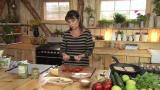 Grillatut voileivät pekonin ja uunitomaattien kera