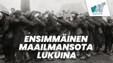 Ensimmäinen maailmansota lukuina