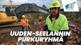 Uuden-Seelannin purkuryhmä