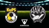 KuPS - FC Haka