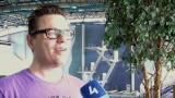Splash!-kilpailija Teuvo Loman pelkää kassiensa puolesta