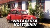 Vintagesta voltteihin