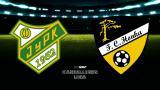 JyPK - FC Honka