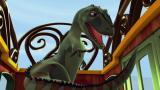 7 - Olen Tyrannosaurus Rex!