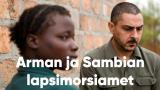 Arman ja Sambian lapsimorsiamet