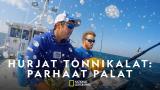 Hurjat tonnikalat: parhaat palat