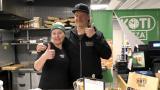 Korporaation Sporttituur valloitti Jyväskylän - pizzaa kansalle!