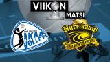 Akaa-Volley - Hurrikaani, Viikon matsi