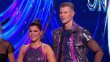 Saara Aallon ensimmäisessä Dancing on Ice UK -esityksessä monta uhkarohkeaa nostoa!