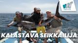 Kalastava seikkailija